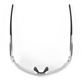 Rudy Project Rydon Slim Okulary rowerowe, white carbonium - impactx photochromic 2 black